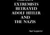 Muslim Extremist Betrayed Adolf Hitler