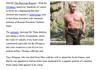 Putin doesn't own shirts