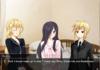 Hanako, go home. You're drunk