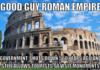 Et Tu, Romans?
