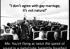 Overheard conversation on a plane!