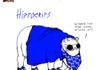 Damn hoodlum semi-aquatic mammals