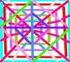 a crazy pattern