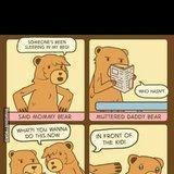 3 Bears 1 Cup