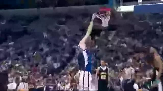 Basketball skills over 9000!!. Seems legit.. he is not even black!