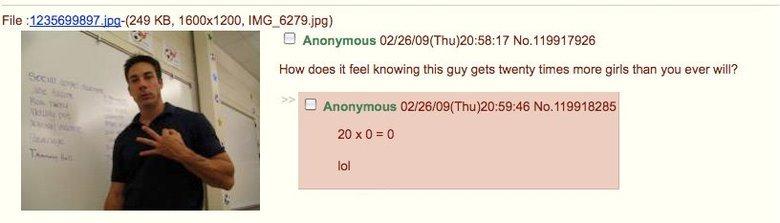 /b/ does math. . /b/ does math