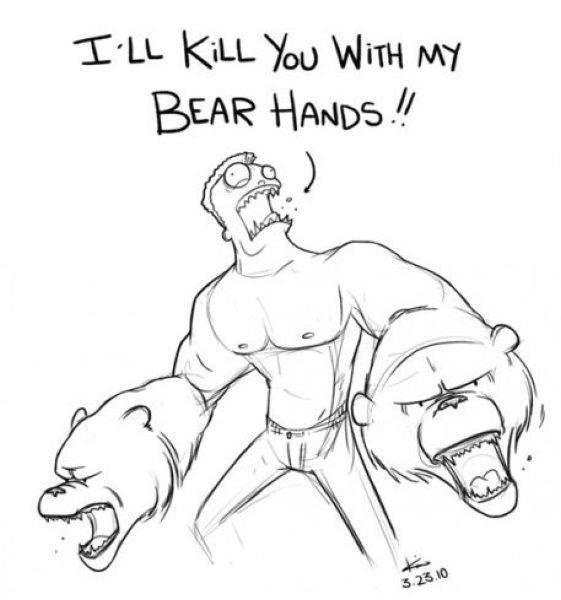BEAR HANDS. . BEAR HANDS