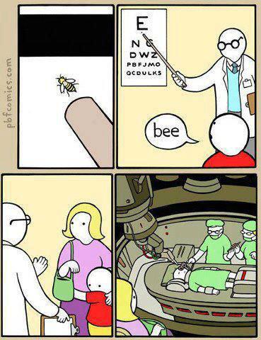 BEE. not mine. BEE not mine