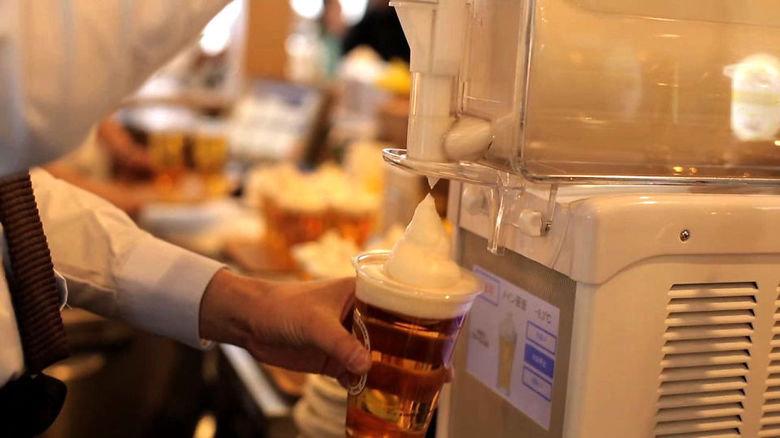 Beer-slush anyone?!?!. . Beer Slush