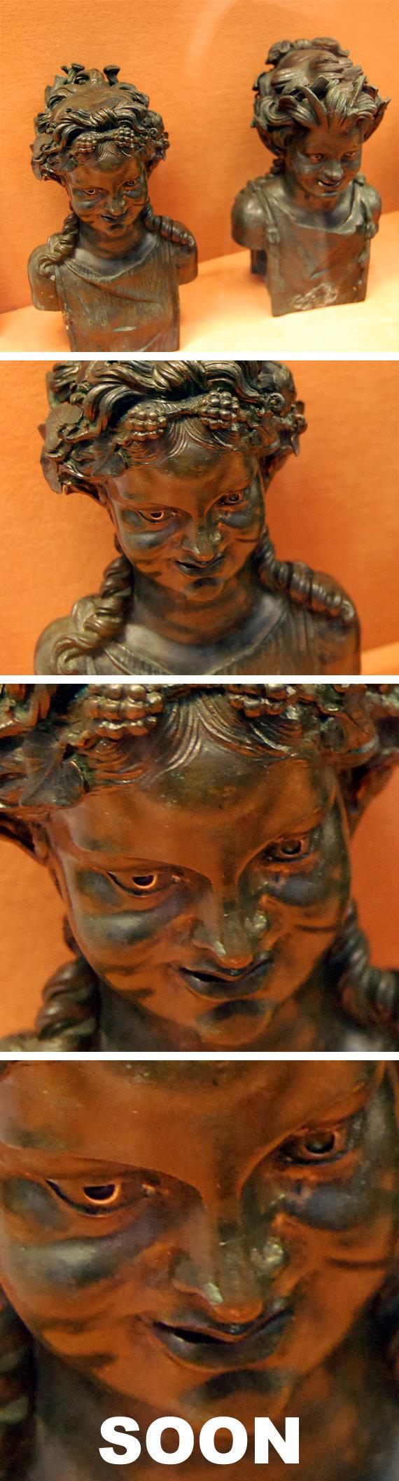 bend over. italian sculptures... Blink and your dead soon