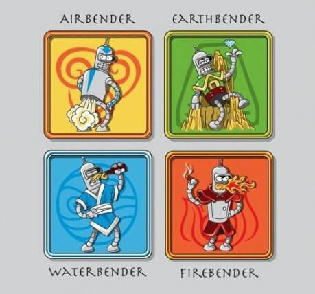 Bender bender. .. Gender Bender!!! Bender bender Gender Bender!!!