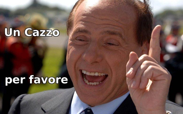 Berlusconi, il Migliore. 100 % OC, more comming if you liked it. berlusconi cazzo