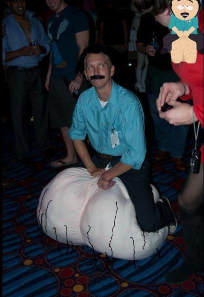 Best costume ever. .. op Randy marsh Balls