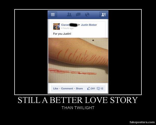 Better Than Twilight. true love. STILL /t BETTER LOVE STORY what
