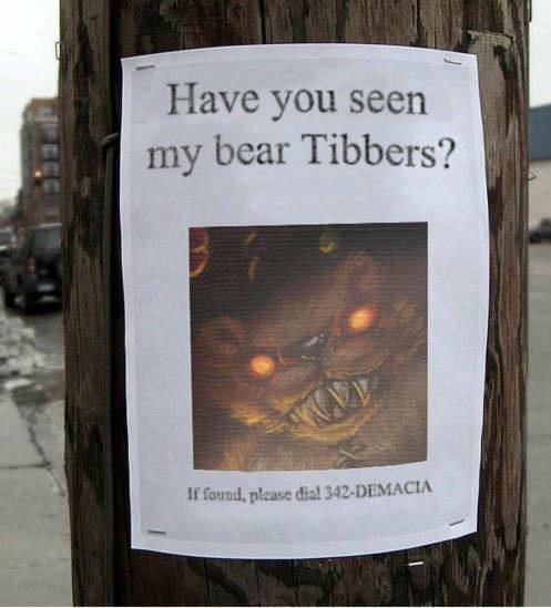 Beware. . Have you seen my bear I] ! teii. Read the phone number. PPPPFFFFFFFFAAAAAHAAAHAAHAHAHAHAAA Beware Have you seen my bear I] ! teii Read the phone number PPPPFFFFFFFFAAAAAHAAAHAAHAHAHAHAAA