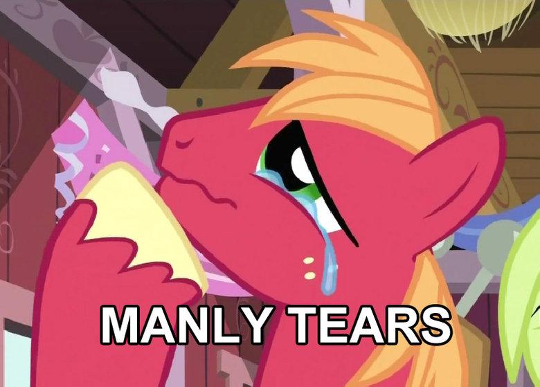 Big Mac Tears. . lloll 'v' hlel TEA/ RM. <--- Close up. Big Mac Tears lloll 'v' hlel TEA/ RM <--- Close up