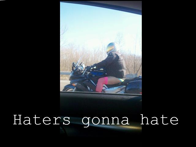 Biker Swag. Found on a friends facebook Added caption. Biker Swag Found on a friends facebook Added caption
