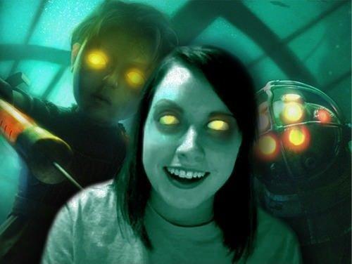 Bioshock DLC. . Bioshock