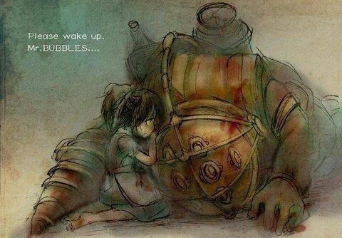 Bioshock Feels. . dat Bioshock feel