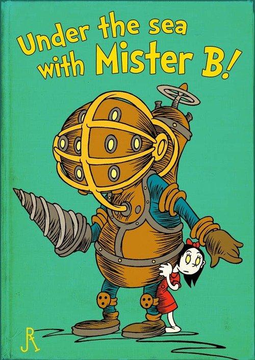 BioShock For Kids. .. I love Bioshock Games SPOILERS THERE ARE NO SPOILERS BioShock For Kids I love Bioshock Games SPOILERS THERE ARE NO