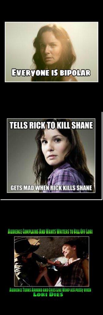 Bipolar. The Walking Dead. THIS . I( Ill SHINE mus sum. I know :/ Bipolar The Walking Dead THIS I( Ill SHINE mus sum I know :/