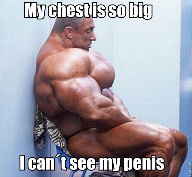 """Body builder"" prolems. OC captions. ll ill _ asdasdasdasds"