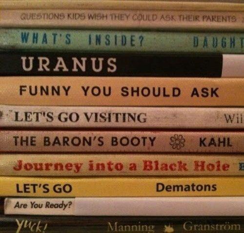 "Books. . FUNNY YOU SHOULD an _ _"", Books FUNNY YOU SHOULD an _ _"""