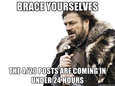Brace yaselves. it wont be long.. Number 12 post like this. Keep em coming, Funnyjunk. Brace yaselves it wont be long Number 12 post like this Keep em coming Funnyjunk