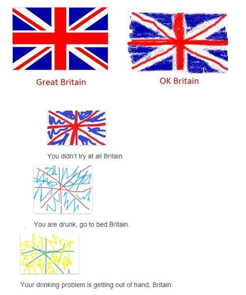 Britain STAHHHHPPPP. stahhhppppp. Not OC stumbleupon