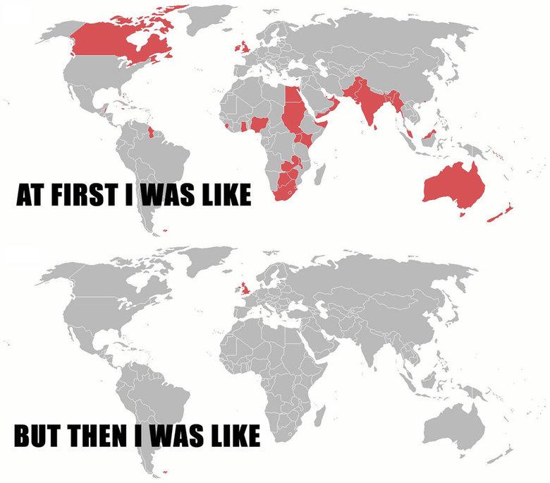 British Empire. . British Empire