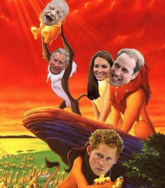 British Royal drama.. A rather familiar story, isn't it?. British Royal drama A rather familiar story isn't it?