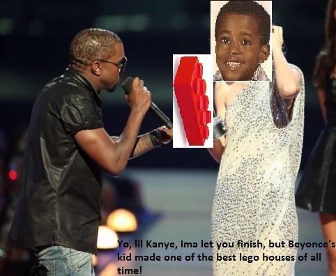 Bro, Ima let you finish. . kanye west
