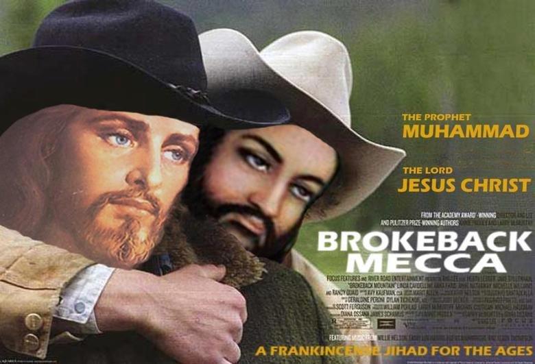 Brokeback Mecca. . Brokeback Mecca