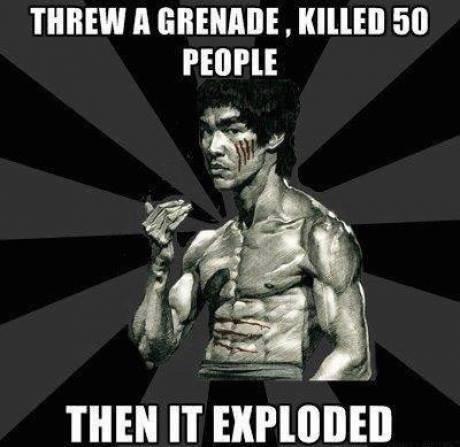 bruce lee. . PEIOPLE THEN IT miimii,. the reason very few bruce lee jokes are told is because bruce lee is no joke bruce lee Chuck Norris
