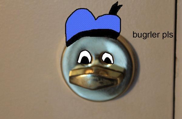 Burgler. . burgler pls Gooby Pls