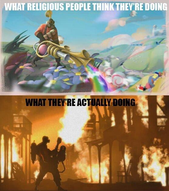 burn shit. . burn shit