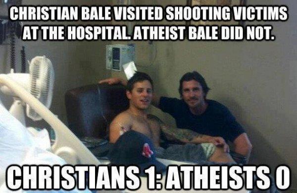 Facebook (666). . christians Atheists