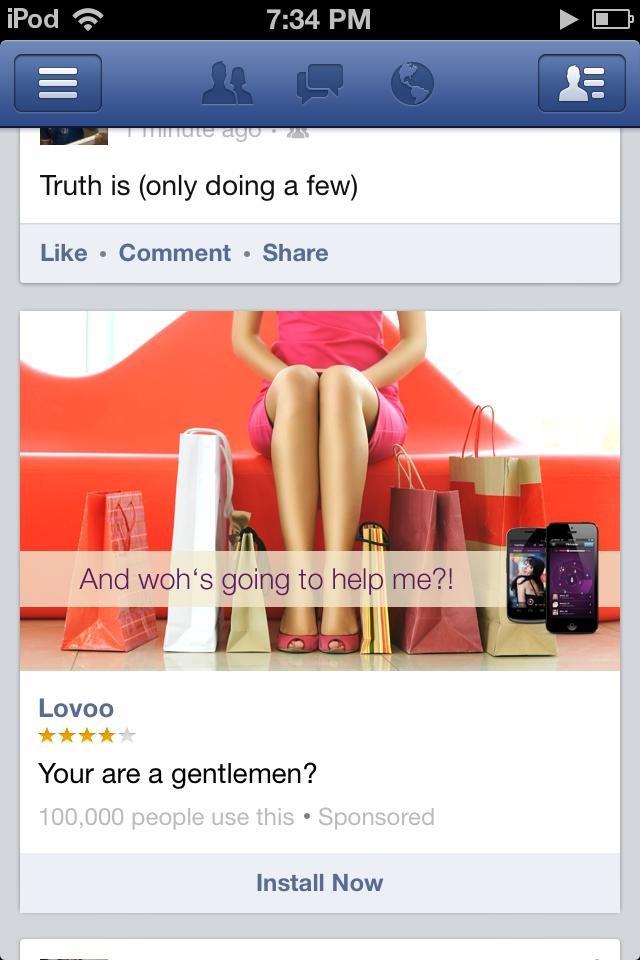 Facebook. Found this on my Facebook feed... woh's the joke? facebook gentlemen Fedora supreme Elliot Rodger