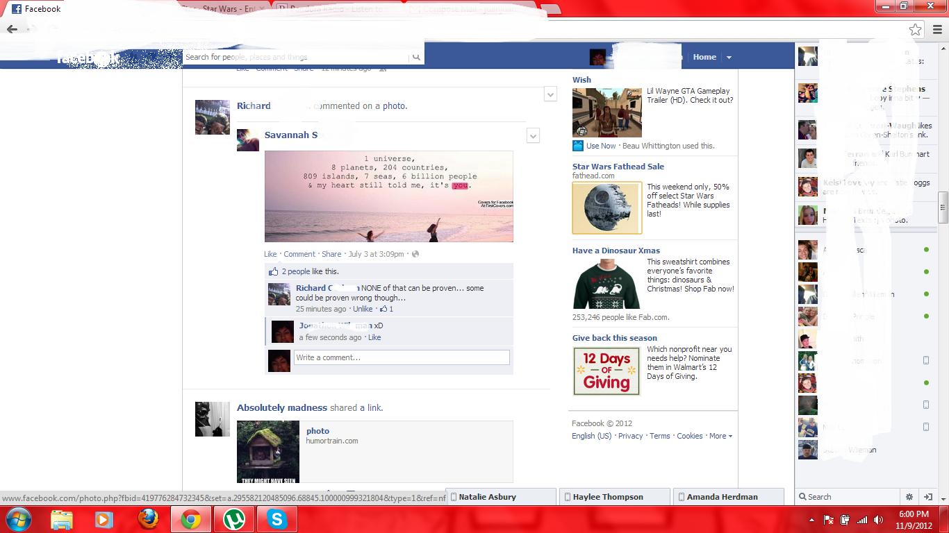facebook. . facebook dat comment