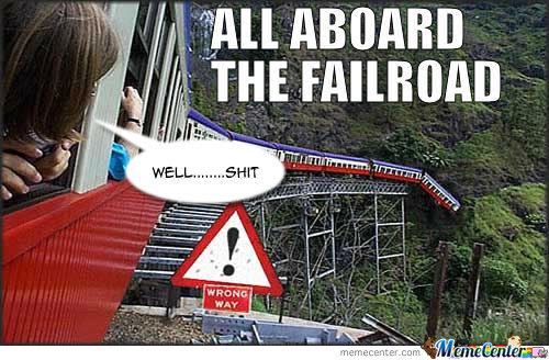 Fail Road. . mu ABOARD .. why r ppl still sittin on that ? only white ppl smh yu kno a aint stayin on that bitch fo a min train bppm
