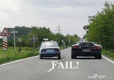 fail man fail. .. i'm 1st NOW; stupid. fail epic