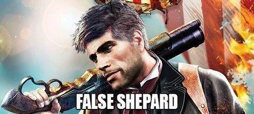 False Shepard. . False Shepard