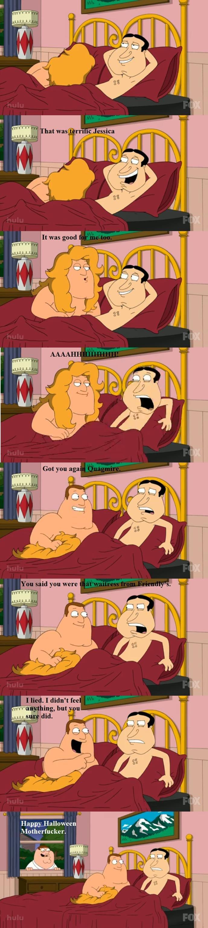 Family guy prank. giggedy giggedy goo.. wat episode Family guy prank giggedy goo wat episode