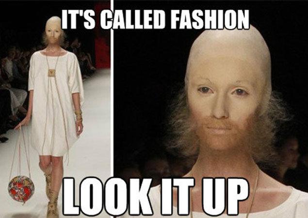 Fashion. .. i bet (she?) won Fashion i bet (she?) won
