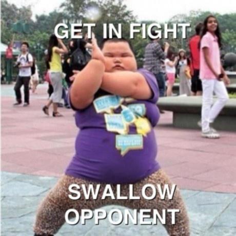 fat asian kid ftw. .. resemblance fat asian kid ftw resemblance