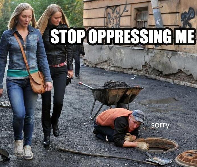 Feminism. .. We get it, Feminism is bad.... Feminism We get it is bad