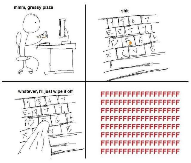 """FFFFFFFFFFFFFFFFFFFFF. . mum. greasy pizza. magic conch says: """"wipe that off"""" FFFFFFFFFFFFFFFFFFFFF mum greasy pizza magic conch says: """"wipe that off"""""""