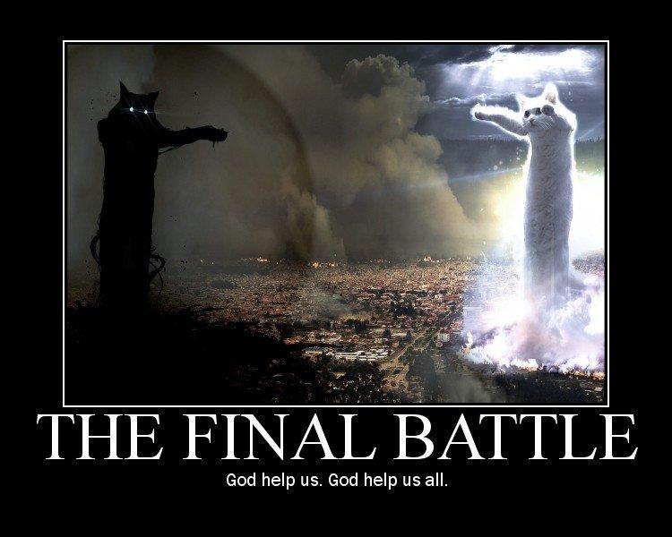 Final Battle. . Final Battle