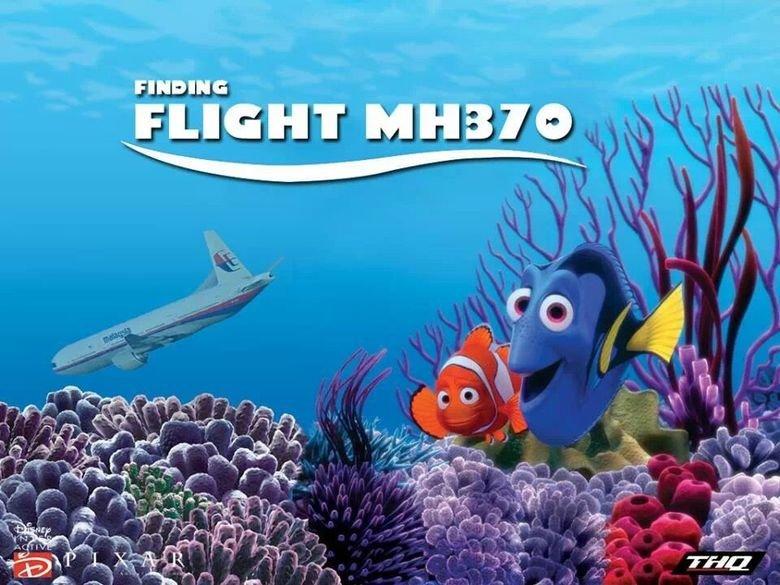 Finding Nemo 2: Malaysia. . mmh370 Nemo dory malaysia plane wreck disappear ocean wreckage sharkbait Shark jellyfish
