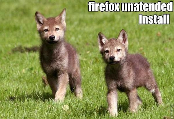 firefox unatended install. firefox unatended install. firefox unatende